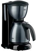 Kávovar Braun KF 610 Impression