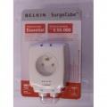 Přepěťová ochrana Belkin SurgeCube 230V 1 zásuvka