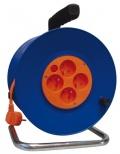 Kabel prodlužovací EMOS P19450 50m, 4 zásuvka