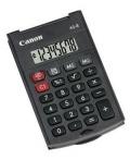 Kalkulačka Canon AS-8, černá