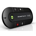 Handsfree do auta SuperTooth BUDDY Bluetooth na stínítko - černá