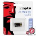 Čtečka paměťových karet Kingston MicroSD Gen 2