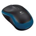 Myš Logitech Wireless Mouse M185 - modrá