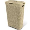 Koš na prádlo Curver Rattan 00709-885, 40 l