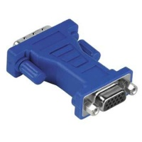 Redukce Hama DVI-I vidlice - D-Sub 15-pin zásuvka (VGA)