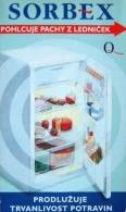 Filtr pachový Jolly 4001 Sorbex do chladniček