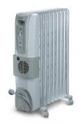 Olejový radiátor DeLonghi KH770925V