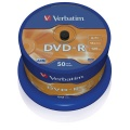 Disk Verbatim DVD-R 4,7GB, 16x, 50-cake