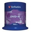 Disk Verbatim DVD+R 4,7GB, 16x, 100-cake