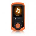 Přehrávač MP3/MP4 GoGEN MAXI MP3, 4GB oranžový