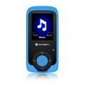 Přehrávač MP3/MP4 GoGEN MAXI MP3, 4GB modrý