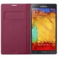 Pouzdro na mobil flipové Samsung pro Galaxy Note 3 (EF-WN900B) - Blush pink