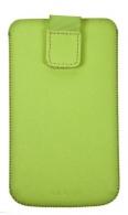 Pouzdro na mobil Aligator Fresh Neon univerzal (110x60x10mm) - zelené