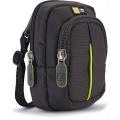 Pouzdro na fotoaparát Case Logic DCB302GY s kapsou (šedá)
