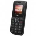 Mobilní telefon ALCATEL ONETOUCH 1010D Dual Sim - černý