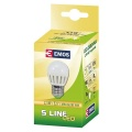 LED žárovka EMOS LED S LINE MINI GL.2,5W E27WW