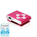 MP3 přehrávač Hyundai MP 212, 4GB, červená
