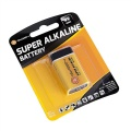 Baterie alkalická GoGEN 9V ALKALINE 1, blistr 1ks