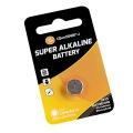 Baterie alkalická GoGEN LR44 ALKALINE 1, blistr 1ks