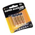 Baterie alkalická GoGEN AAA, LR03 ALKALINE 4, blistr 4ks