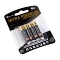 Baterie alkalická GoGEN AAA, LR03 PREMIUM 4, blistr 4ks