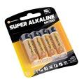 Baterie alkalická GoGEN AA, LR06 ALKALINE 4, blistr 4ks