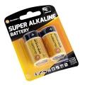 Baterie alkalická GoGEN C, LR14 ALKALINE 2, blistr 2ks