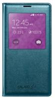 Pouzdro na mobil flipové Samsung S-view pro Galaxy S5 (EF-CG900B) - zelené