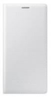 Pouzdro na mobil flipové Samsung pro Galaxy S5 mini (EF-FG800BH) - bílé