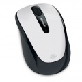 Myš Microsoft Wireless Mobile Mouse 3500 White Gloss