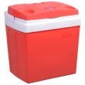 Autochladnička Compass 30 l RED 220/12 V displej s teplotou