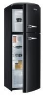 Chladnička 2dv. Gorenje RF 60309 OBK černá