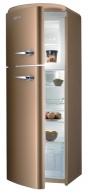 Chladnička 2dv. Gorenje RF 60309 OCOL kávová