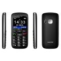 Mobilní telefon Aligator A670 Senoir - černý