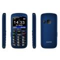 Mobilní telefon Aligator A670 Senoir - modrý