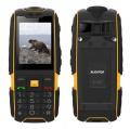 Mobilní telefon Aligator R20 eXtremo - černý/žlutý