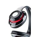 Sluchátka GoGEN HBTM 41BR černá/červená