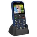 Mobilní telefon CPA Halo 11 - modrý