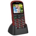Mobilní telefon CPA Halo 11 - červený