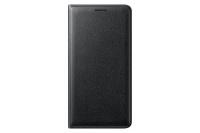 Pouzdro na mobil flipové Samsung pro Galaxy J3 2016 (EF-WJ320P) - černé