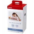 Papír Canon pro termosublimační tiskárny, papír, bílý, CP220, 330, 108 ks, KP108IN, termosublimační