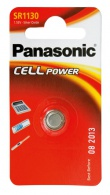 Baterie Panasonic do hodinek (SR-1130EL/1B)