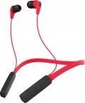 Sluchátka Skullcandy Ink'd Wireless - černá/červená