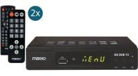 Set-top box Maxxo STB T2 + senior ovladač