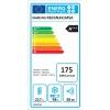 Chladnička komb. Samsung RB33N341MSA/EF, NoFrost