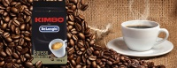 Káva DeLonghi Kimbo 100% Arabica 1kg zrnková