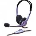 Headset Genius HS-04S - černý/stříbrný