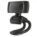 Webkamera Trust Trino HD video - černá