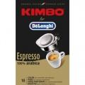 Káva DeLonghi Kimbo 100% Arabica - 18 ks kávových podů