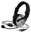 Headset Koss SB/49, s mikrofonem